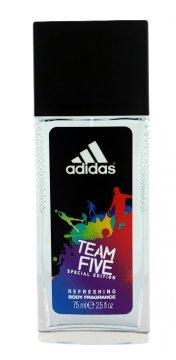 Adidas Men Team Five (75ml) Ean: 3607346550441