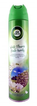 AIRWICK 4IN1  SPRAY IVORY FREESIA  (240ML)