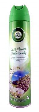 ODŚWIEŻACZ POWIETRZA Airwick Spray  White Flowers(240ml) EAN:3059943016569