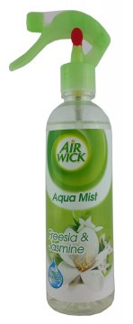 Airwick Spray Aqua Mist Freesia&Jasmine Pachnąca mgiełka (345ml) EAN:3059943015104