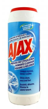 Ajax Double Bleach (500g) EAN:5900273411426