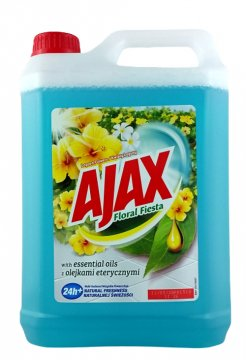 Ajax Floral Fiesta Kwiaty Laguny Płyn do podłóg (5l)  EAN:8714789905211