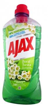 Ajax Floral Fiesta Spring Flower Płyn do podłóg (1l) EAN:5900273472939