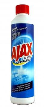 Żel do czyszczeni Ajax Żel Do Łazienek (500ml) EAN 5201386080616
