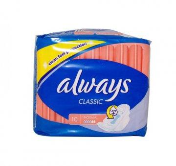ALWAYS CLASSIC NORMAL (10 SZT)