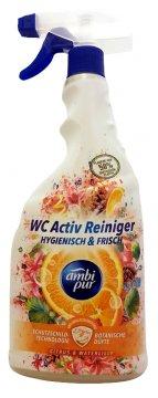 Ambi Pur Wc Spray Citrus & Waterlilly (750ml) Ean: 8435495821250