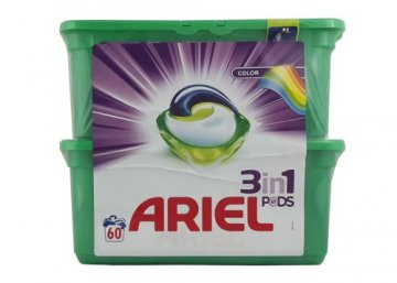 ARIEL 3IN1 COLOUR  ( 30 КАПСУЛЫ )