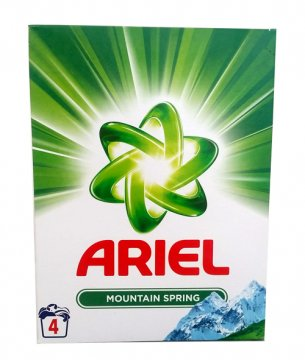 ARIEL POWDER MOUNTAIN SPRING ( 300G ) EAN 4084500716285