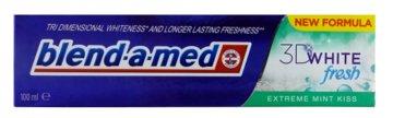 BLEND-A-MED 3D WHITE FRESH EXTREME MINT KISS (100 ML)