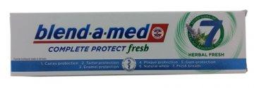 Blend A Med Complete 7 Herbal Fresh (100ml) EAN:4015600623159