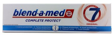 Pasta do zębów Blend A Med Complete 7 Original (100ml) EAN:8001090421319