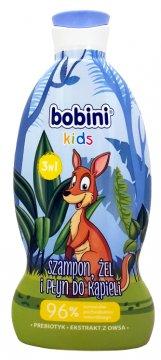 Bobini płyn do kąpieli kangur  (330ml ) EAN: 5900931022506