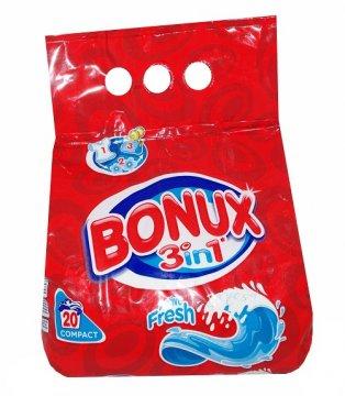 Bonux Active Fresh 3in1 Compact  (1,4 kg) EAN:4015600896003