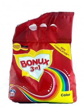 Bonux Washing Powder Color (1.5kg ) EAN:4061746501219