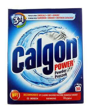 CALGON 3W1 ACTI CLEAN POWDER (500G) EAN 5900627008203