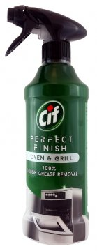 Cif Perfect Finish Spray Piekarnik I Gril (435ml)  EAN: 8710447376362