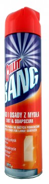 Cillit Bang Active Foam Soap Scum &Shower(600ml) EAN:5900627051513