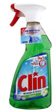 Płyn do szyb Clin Windows&Glass Apple(500 Ml) EAN:9000100866262