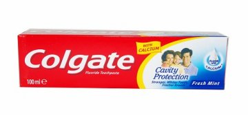 COLGATE CAVITY PROTECTION АНТИ-КАРИЕС ЗУБНАЯ ПАСТА (100 МЛ)