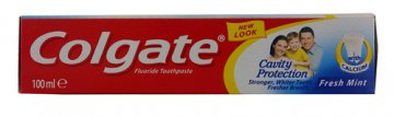 Pasta do zębów Colgate LPP Ochrona Przeciw Próchnic (100ml) EAN:7891024149164