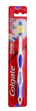 Colgate Classic Clean Medium (1pcs) EAN:8714789823775