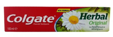 COLGATE PASTA HERBAL (100ML+25ML)