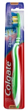 COLGATE TOOTHBRUSH ZIGZAG MEDIUM