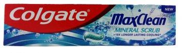 Colgate Toothpaste Max Clean Mineral Scrub  (100ml) EAN:8718951327757