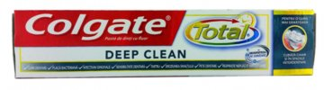 Pasta do zębów Colgate Total Zaawansowane Czyszczenie (75ml) EAN:8718951071322
