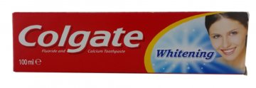 Colgate Whitening (100ml) EAN:7891024137895