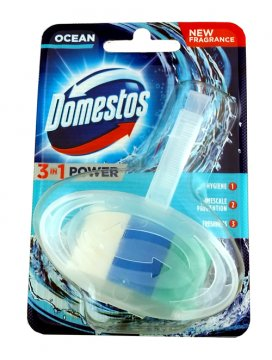 KOSTKA DOMESTOS 3W1 ATLANTIC  (2x40G)