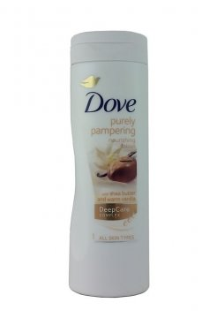 DOVE BODY LOTION SHEA BUTTER (400ML)