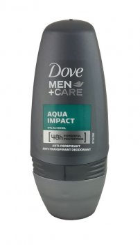 DOVE DEO ROLL ON AQUA IMPACT MEN (50ML)