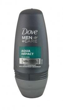 DOVE DEO ROLL ON AQUA IMPACT MEN (50ML)