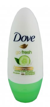 fsafaDezodorand w kulce Dove Deo Roll On Woman Cucumber (50ml) Ean:50099443