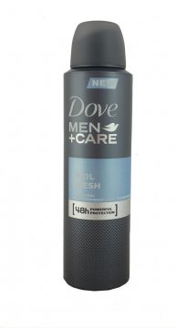 DOVE ДЕЗОДОРАНТ FOR MEN COOL FRESH (150МЛ)