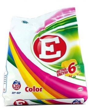 Proszek do prania E Color (1,4kg) EAN:9000100947138