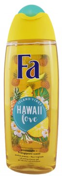 Fa Shower Gel Hawaii Love  (250ML) EAN:3178041327985