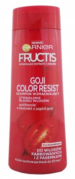 Szampon do włosów Fructis Color Resist (400ml) EAN:3600542060790