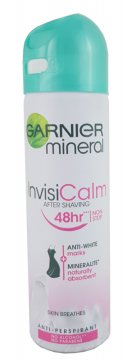 GARNIER DEO SPRAY MINERAL INVISIBLE CALM (150 ML)