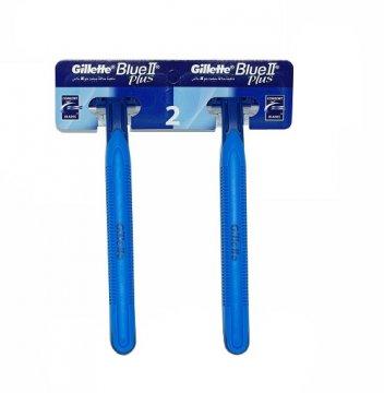 Maszynki Gillette Blue 2 Plus Jednorazowe EAN:3014260419707
