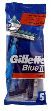 Maszynki Gillette Blue 2 Plus Worek - (5 szt ) EAN : 3014260283254