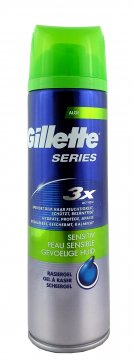 Gillette Series Sensitive żel(200ml) EAN:3014260214692