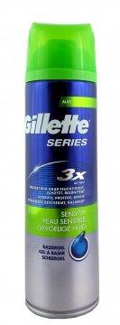Żel do golenia Gillette Series Sensitive (200ml) EAN:3014260214692