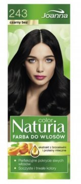 JOANNA NATURIA HAIR DYE BLACK WITHOUT 243