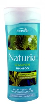 Joanna Naturia Szampon Pokrzywa -Zielona Herbata (200ml) EAN: 5901018005900