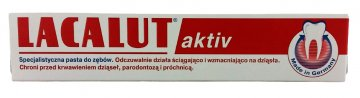 Lacalut Pasta Do Zębów  (75ml) EAN: 4010439211430