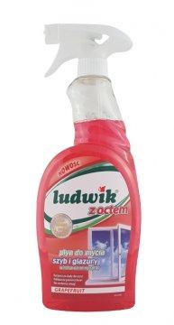 Ludwik Spray do Szyb z Octem Grapefruit (750ML)