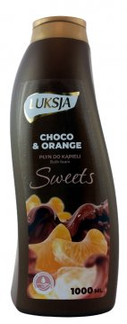 Luksja 1000ml Choco Orange Płyn Do Kąpieli (1000ML) EAN: 5900998004811
