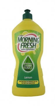Morning Fresh Lemon(900ml) EAN:5900998022686
